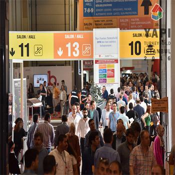 YAPI SEKTÖRÜ 23-27 MAYIS TARİHLERİNDE YAPI FUARI – TURKEYBUILD İSTANBUL'DA BULUŞUYOR