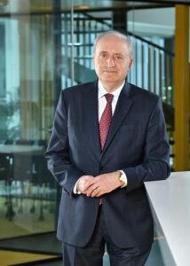 Fethi Hinginar Türk Ytong Yönetim Kurulu Başkanı