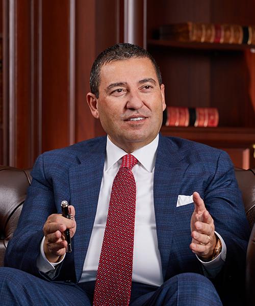 ÇEİS Yönetim Kurulu Başkanı Suat ÇALBIYIK
